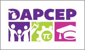 DAPCEP logo