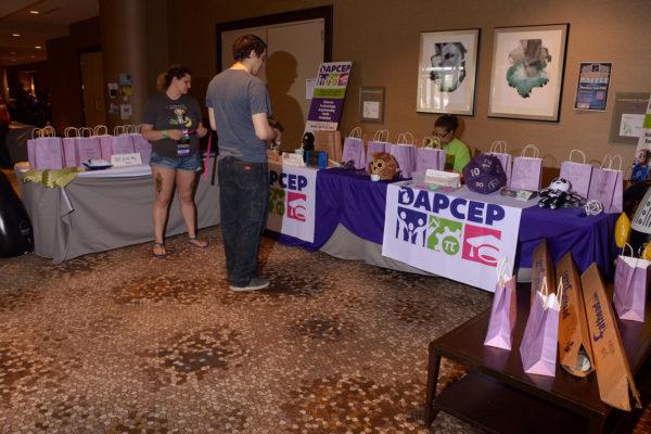 DAPCEP table